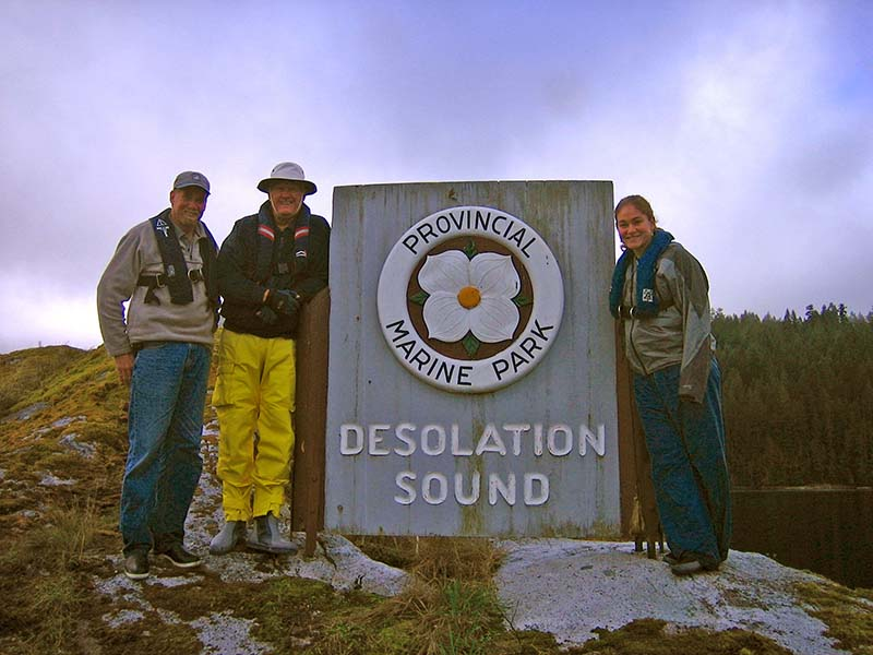 Desolation Flotilla Photo